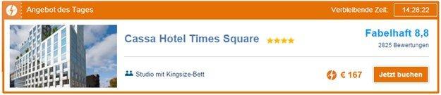 New York Hotel-Angebote bei booking.com - www.reisenewyork.com