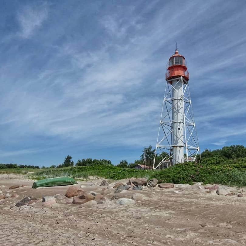 Lettland Ostsee Strand - @torsten.upandaway