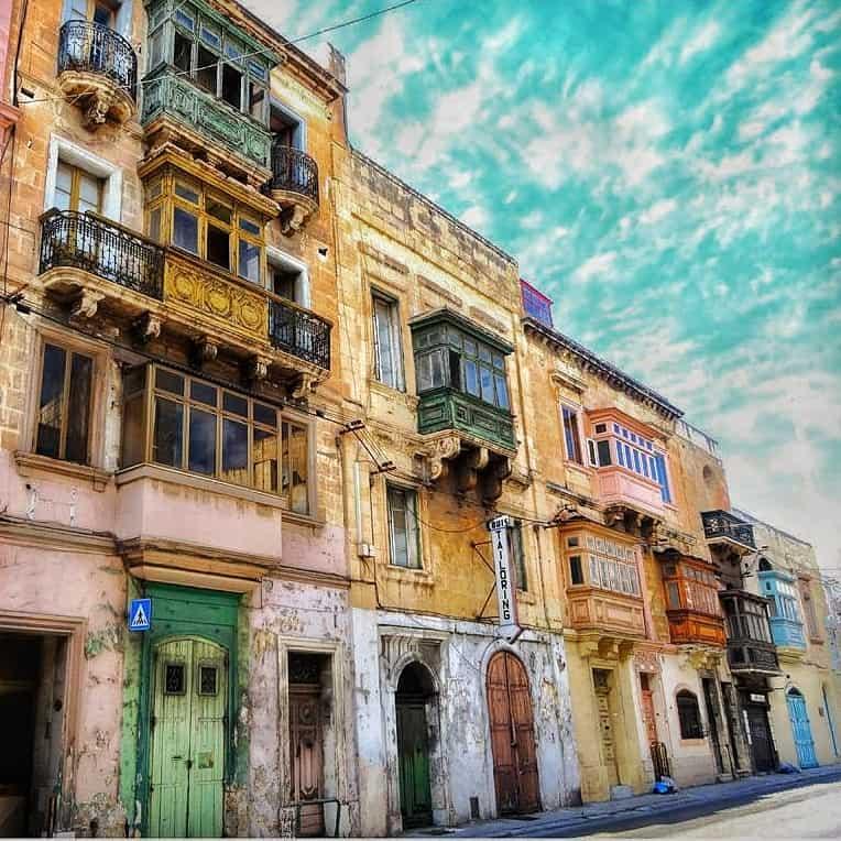Malta Hauptstadt Valletta - @torsten.upandaway