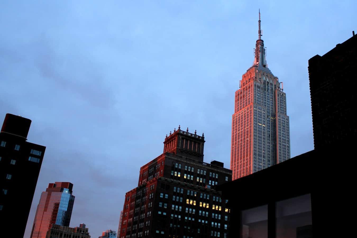 Morgans Hotel New York Ausblick
