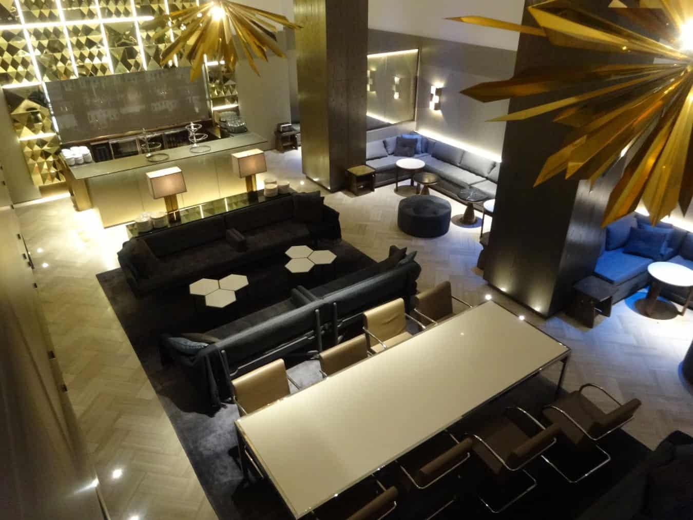 Morgans Hotel New York Bar