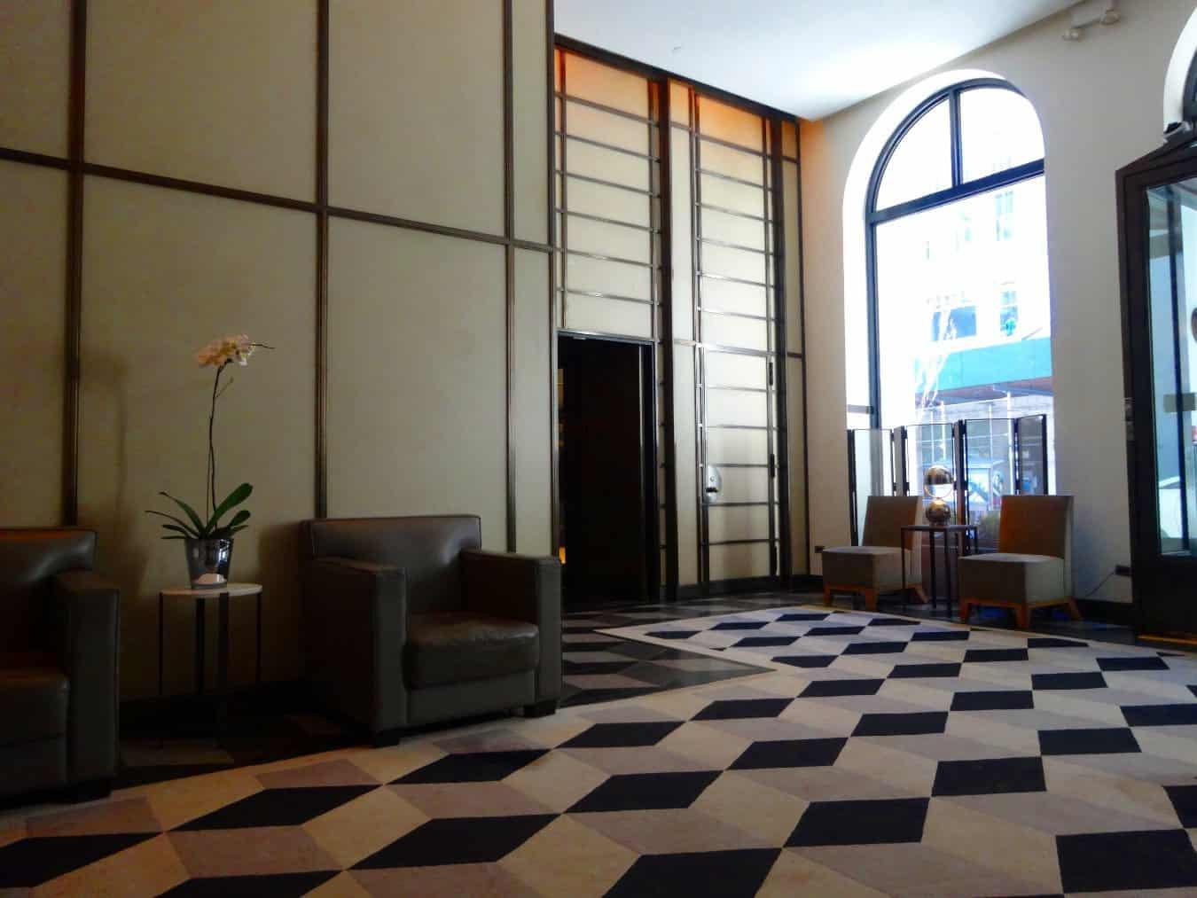 Morgans Hotel New York Lobby
