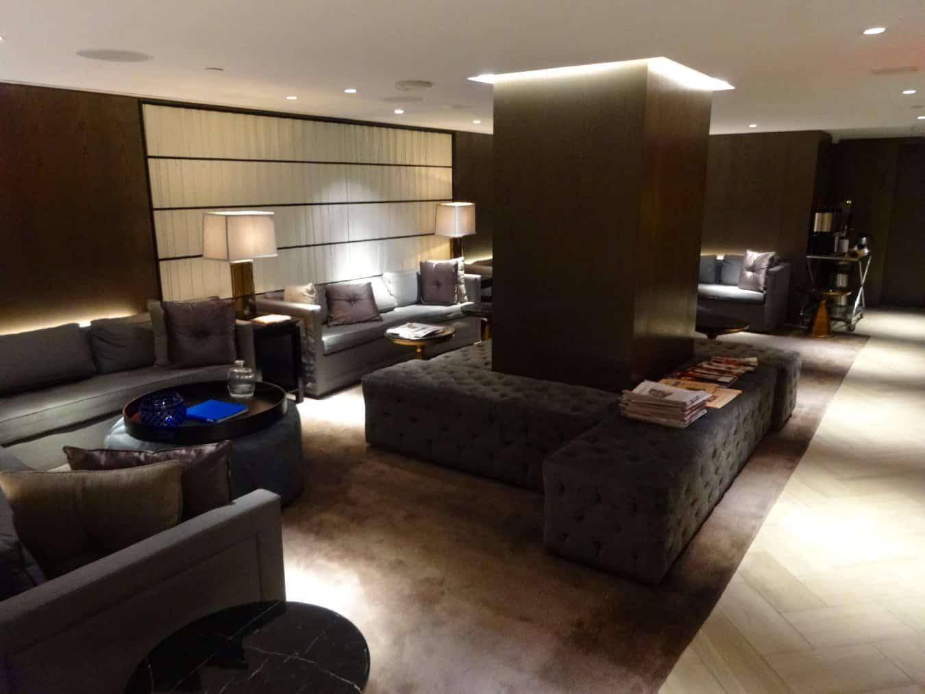 Morgans Hotel New York Lounge