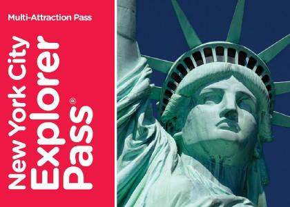 New York Explorer Pass bei 60 Sehenswürdigkeiten Geld sparen