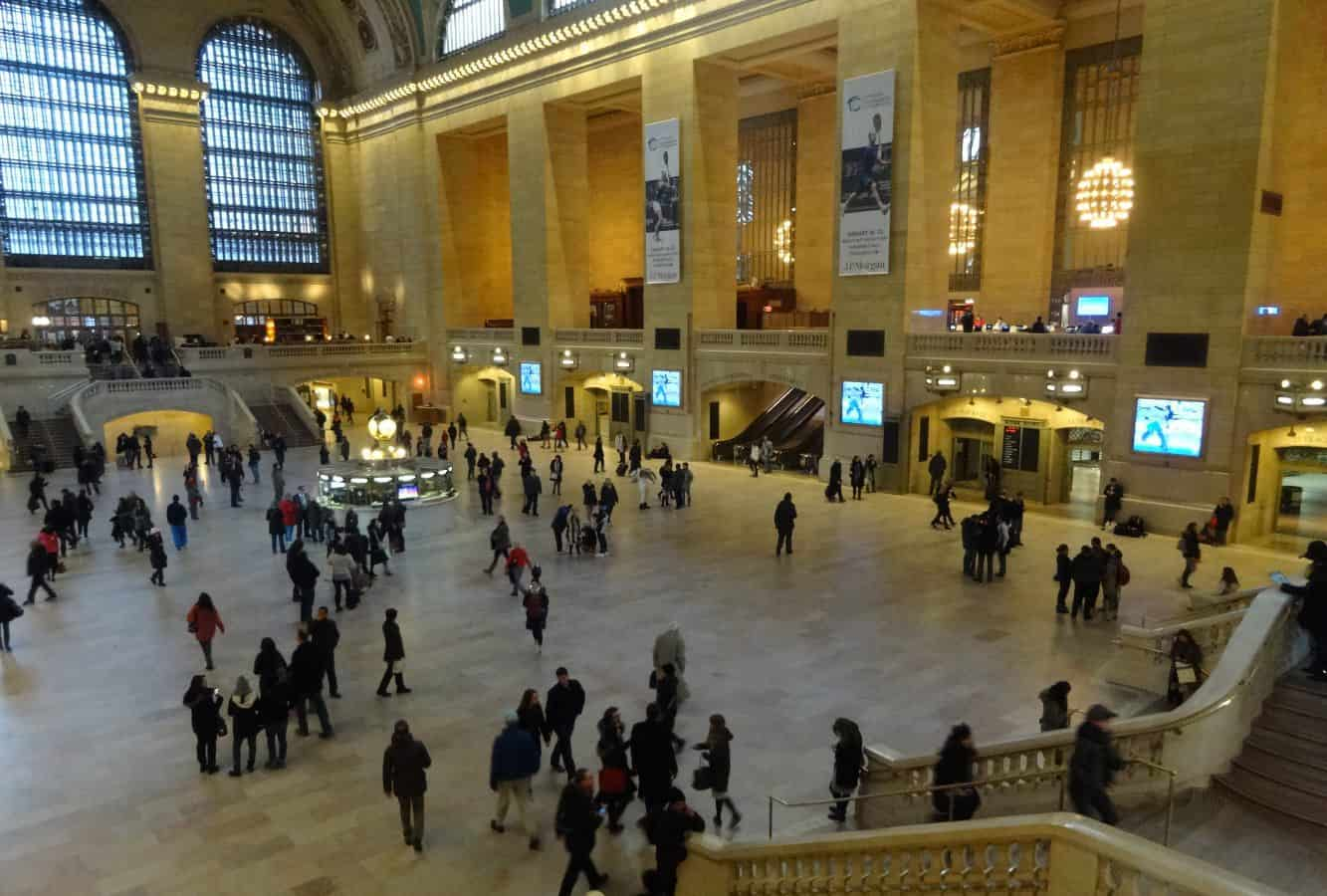 New York Grand Central Station Haupthalle