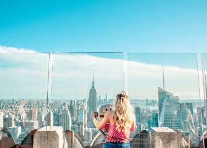 Sehenswürdigkeiten von New York