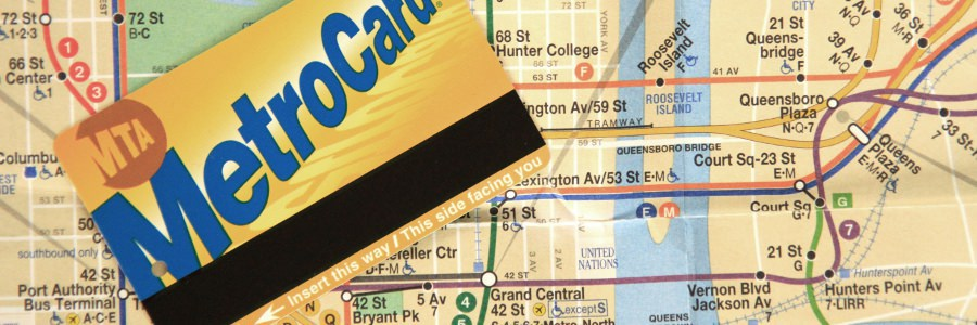 New York MetroCard Subway - www.reisenewyork.com