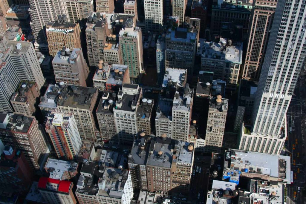 New York Sehenswürdigkeiten Skyline - reisenewyork.com