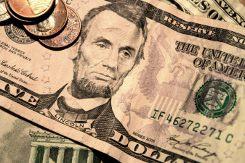 USA Geldschein Dollarschein - www.reisenewyork.com